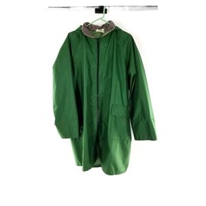 Vintage WaterShed Nitrilite Hooded Rain Jacket